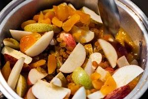 Compota de Frutas - OUT 20130020