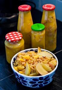 Compota de Frutas - OUT 20130057
