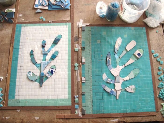 ceramica e vidro